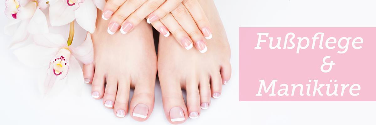 Fußpflege Maniküre Kosmetikstudio Marga Greiter